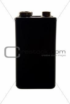 Battery in Black