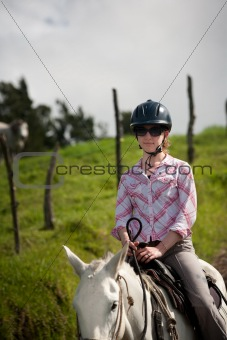 Equestrian Woman
