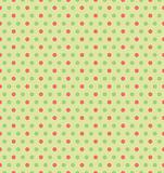 Vector Green seamless background
