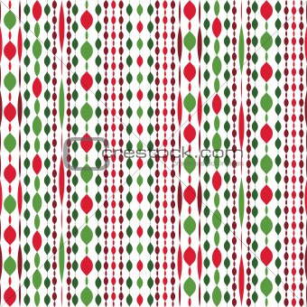 beautiful Christmas seamless vector pattern