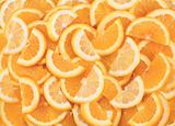 Abstract background with oranges