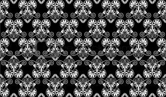 Greek decorations - pattern