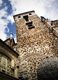 Tower of monastery