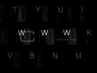 WWW Keyboard
