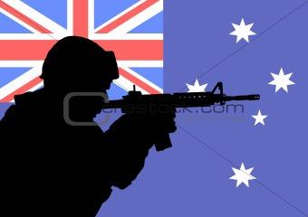 Australian soldier 2