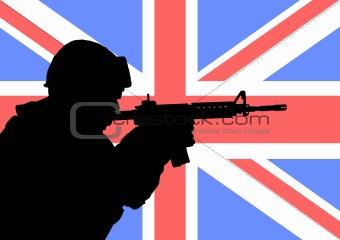 British soldier 2