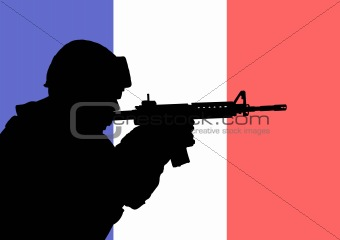 French soldier 2