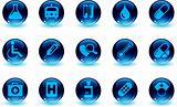 Healthcare and Pharma icons