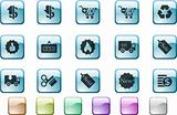 Sale and Shopping icons