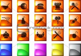 Food & Restaurant icons