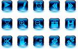 Toolbar and Interface icons