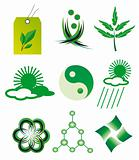 Set of elements of nature