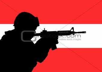Austrian soldier 2