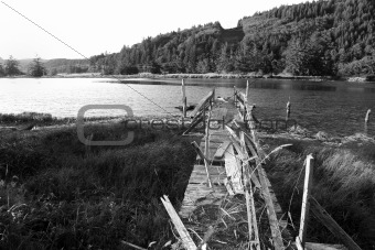 Abanoned Dock
