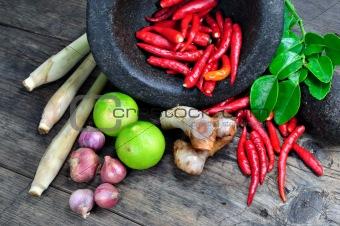 tom yum herbal ingredients