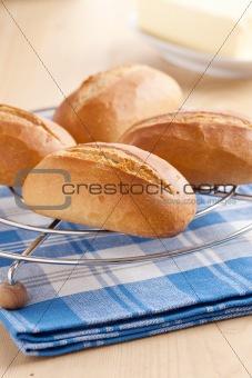 fresh baguette