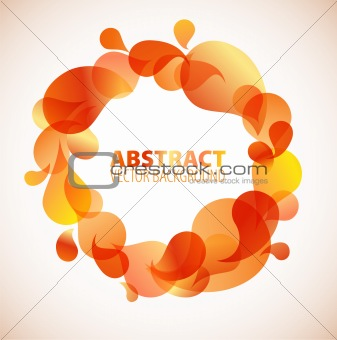 Abstract background / frame