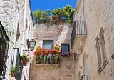 Giovinazzo Oldtown. Apulia.