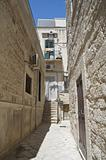 Alleyway. Giovinazzo. Apulia.