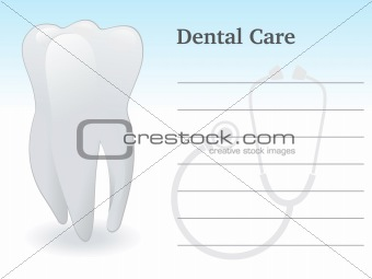 abstract dental care