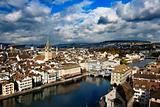 Zurich cityscape