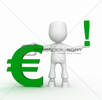 attantion green euro)