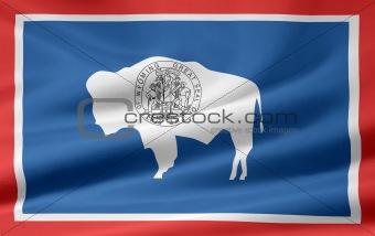 Flag of Wyoming - USA