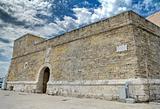 Small fort. Bari. Apulia.