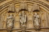 Palacio Episcopal's detail