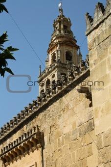 Tower's bells of Mezquita