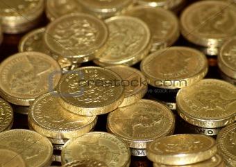 Pound Coins 2