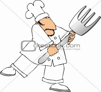 Fork chef