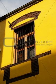 greek window
