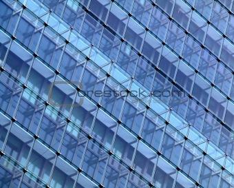 Business building detail