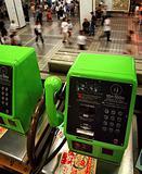 Pay Phones,  Japan