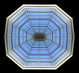 Octagonal ceiling