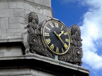 Clock in the sky