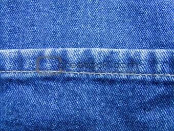 Blue jeans line