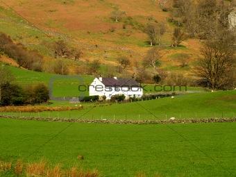 A Welsh Farmhouse