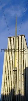 Skyscraper vertical