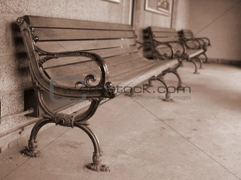 Old Benches