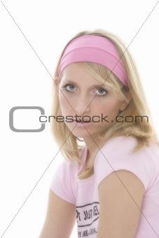 Beautiful Blonde Model 5