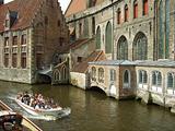 Bruges - a Bridge