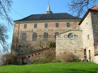 Akershu fortress