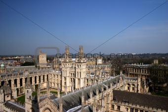All Souls College Oxford University 2