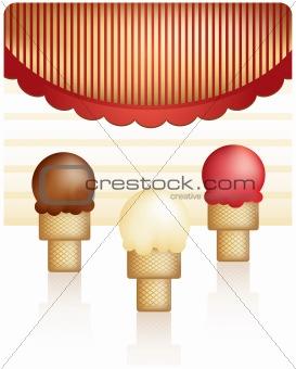 Three Cones