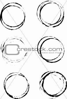 6 Grunge Cup Rings 1