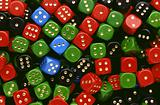 a lot of dices