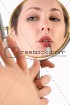 Making lips