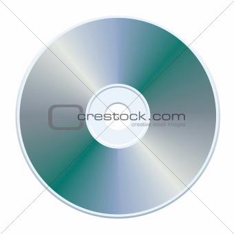 Gray CD, vector